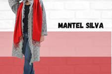 Makerist - Mantel Silva - Oversize Mantel aus Strickstoff für Damen - 1