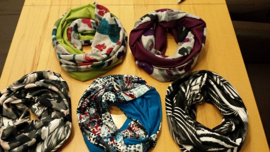Makerist - Loops aus Jersey (Abo-Gewinn-Teilnahme) - Nähprojekte - 1