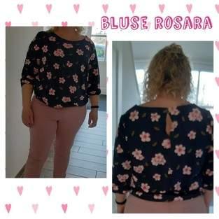 Makerist - Bluse Rosara  - 1