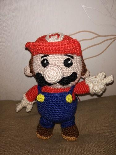 Makerist - Super Mario  von AradiyaToys - Häkelprojekte - 1