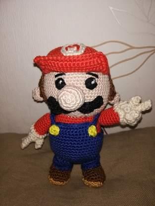 Makerist - Super Mario  von AradiyaToys - 1