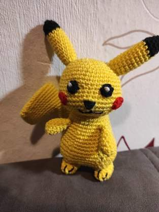 Makerist - Pikachu von AradiyaToys - 1