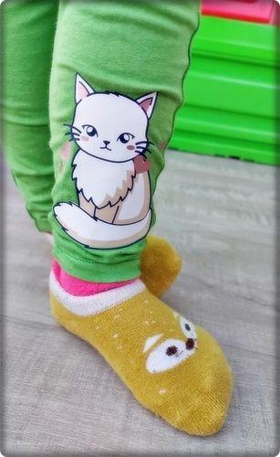 Makerist - Plotterdatei Katze Meow bei MakerMauz - DIY für Kinder - 1