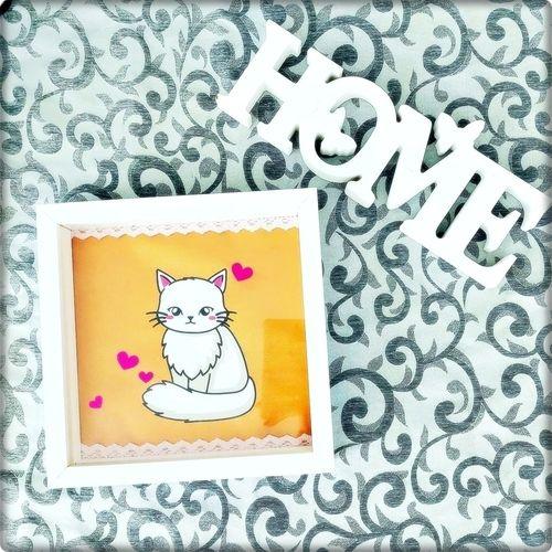 Makerist - Plotterdatei Katze Meow bei MakerMauz - DIY für Kinder - 2