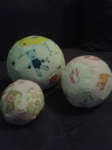 Makerist - Spielbälle mit geräusche - Nähprojekte - 1