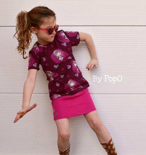 Makerist - Tee shirt Kops de Viny DIY & Melle Malabar  - Créations de couture - 1