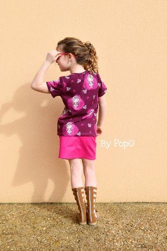 Makerist - Tee shirt Kops de Viny DIY & Melle Malabar  - Créations de couture - 2