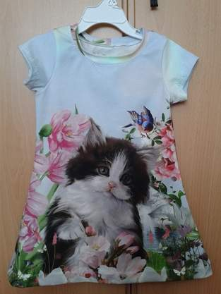 Katzenkleid
