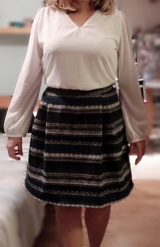 Makerist - Jupe Monceau et blouse Debbie - Créations de couture - 1