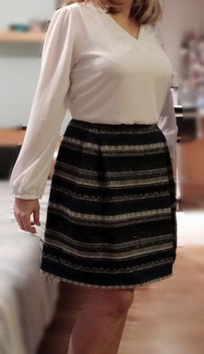 Makerist - Jupe Monceau et blouse Debbie - Créations de couture - 2