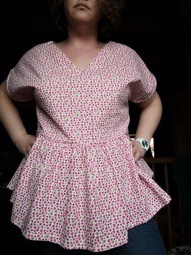 Makerist - Mes tuniques Eole en coton et en viscose - Créations de couture - 1