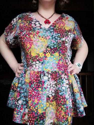 Makerist - Mes tuniques Eole en coton et en viscose - Créations de couture - 2