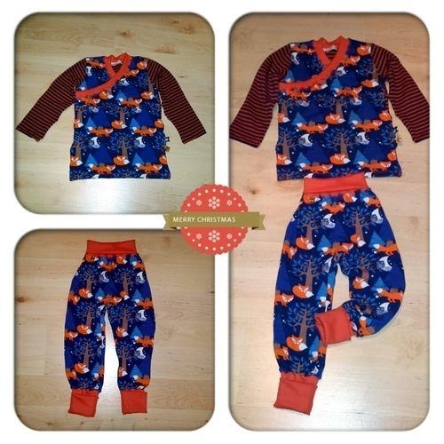 Makerist - Einen Schlafanzug für ein ABO - Nähprojekte - 1