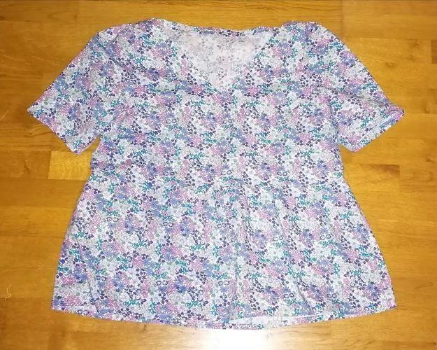 Makerist - Ma tunique oh en coton fleuri - Créations de couture - 1