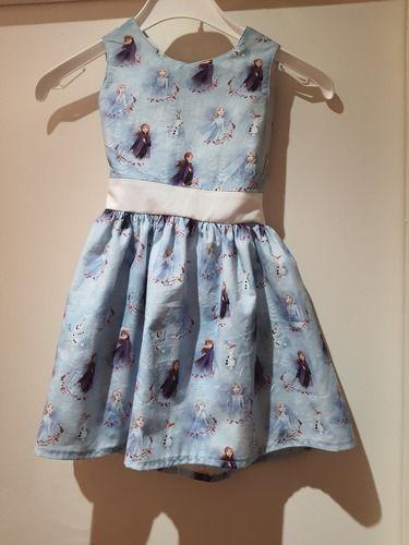 Makerist - Robe dos nu pour ma petite fille  - Créations de couture - 1