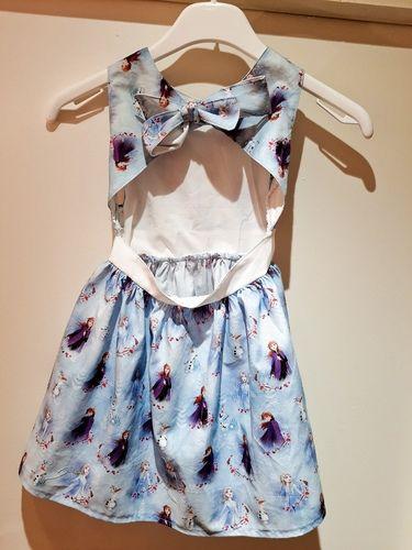 Makerist - Robe dos nu pour ma petite fille  - Créations de couture - 2