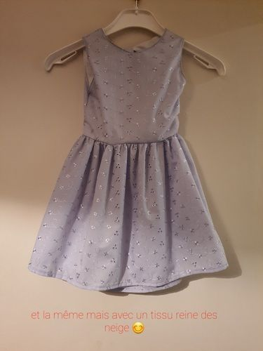 Makerist - Robe dos nu pour ma petite fille  - Créations de couture - 3