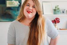 Makerist - Stripe Florence Boxy Tee - 1