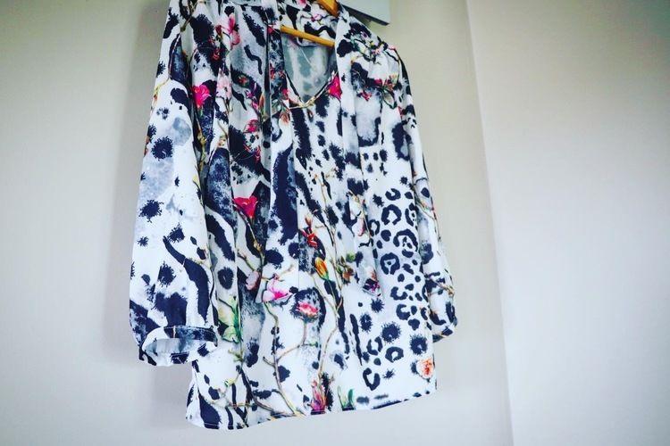 Makerist - Blouse Debbie réalisée en polyester réalisée pour moi  - Créations de couture - 2
