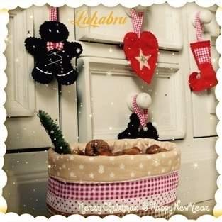 ABO Weihnachtsdeko für Mama