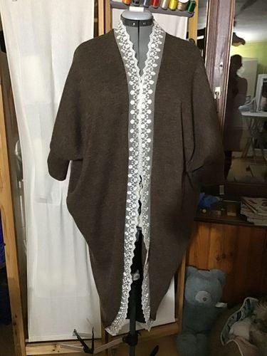 Makerist - cardigan long - Créations de couture - 1