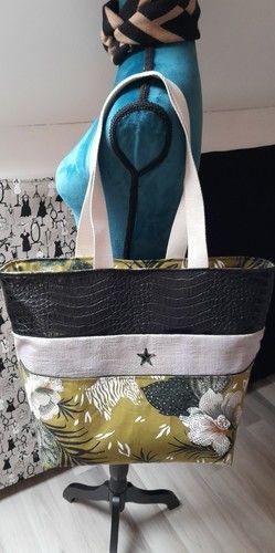 Makerist - Cabas panama - Créations de couture - 1