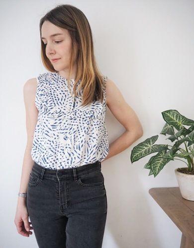 Makerist - Jolanda Blouse by Atelier Vicolo 6 - Sewing Showcase - 1