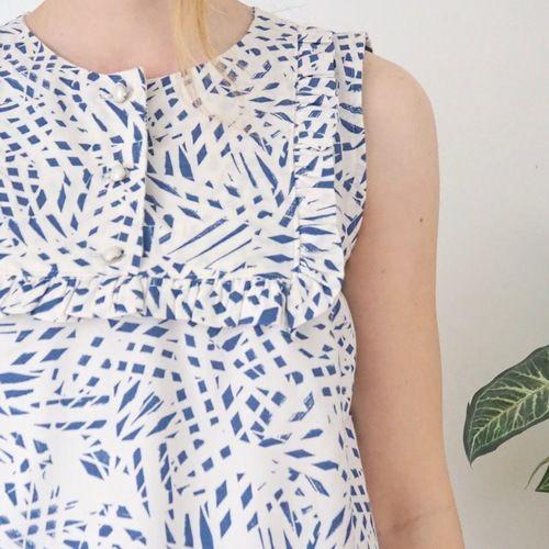 Makerist - Jolanda Blouse by Atelier Vicolo 6 - Sewing Showcase - 2