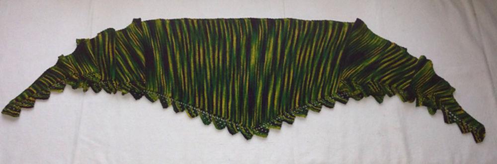 Makerist - ABO / Pimpelliese für meine Mama aus Wollmeise Pure in der Farbe Glückstag - Strickprojekte - 1