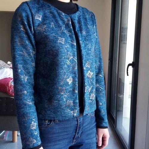 Makerist - Cardigan eko  - Créations de couture - 1