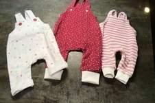 Makerist - Latzhosen für Baby Franziska - 1