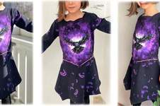 Makerist - Cooles Stardust Kleid  - 1