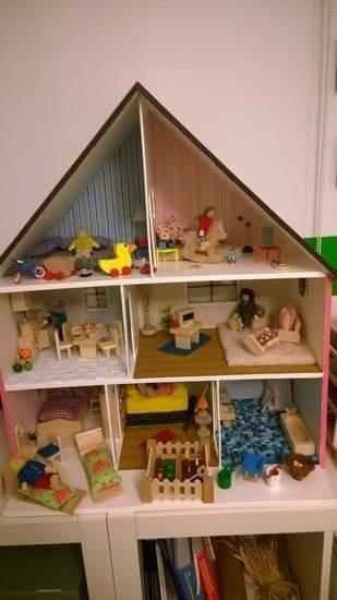 ABO Puppenhaus aus Holz
