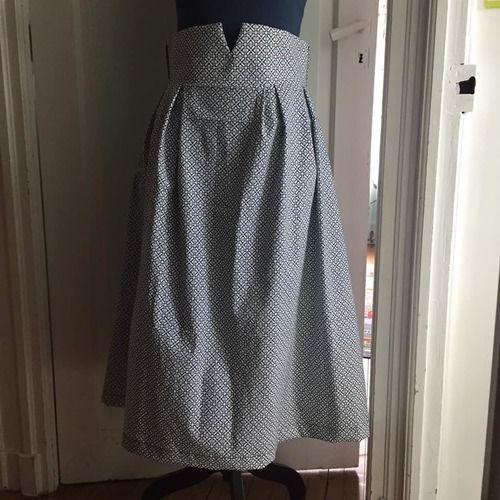 Makerist - Une 2ème jupe l'élégante - Créations de couture - 1