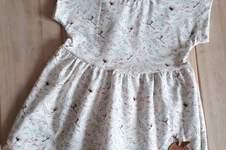 Makerist - Pepita Kleid in Größe 68 - 1