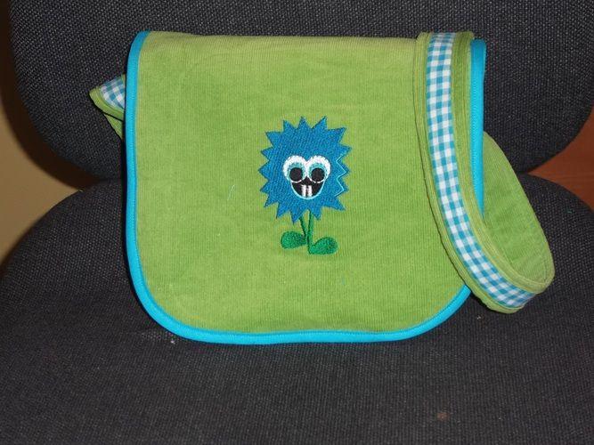 Makerist - Monsterchen Tasche - Nähprojekte - 1