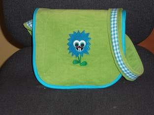 Makerist - Monsterchen Tasche - 1