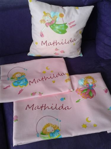 Makerist - Bettwäsche - Nähprojekte - 1