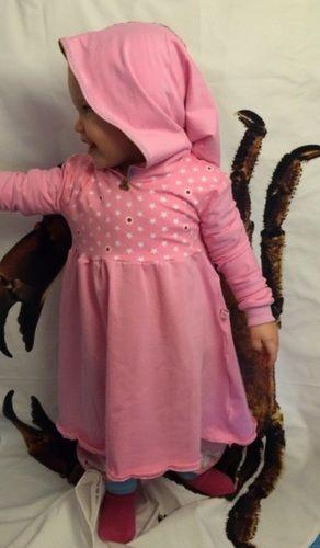 Makerist - ABO Weihnachtskleid für meine kleine Tochter - Nähprojekte - 1