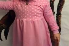 Makerist - ABO Weihnachtskleid für meine kleine Tochter - 1