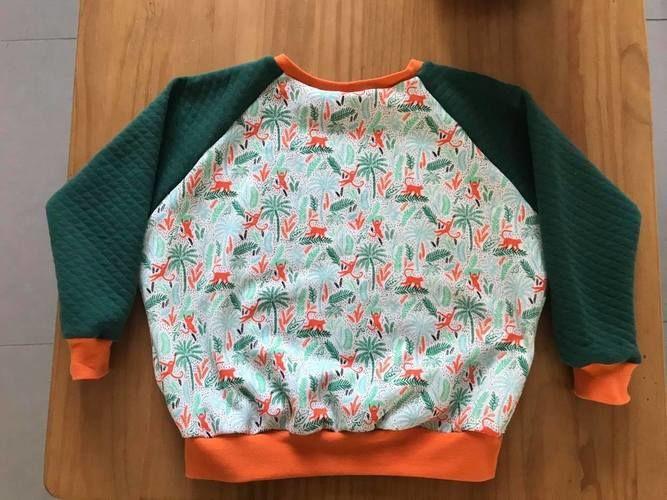 Makerist - Sweat Romy Enfant - Créations de couture - 1