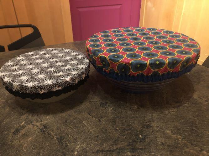 Makerist - charlotte couvre plat - Créations de couture - 1