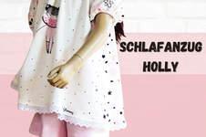 Makerist - Kinderschlafanzug Holly Good Nightly aus Jersey - 1