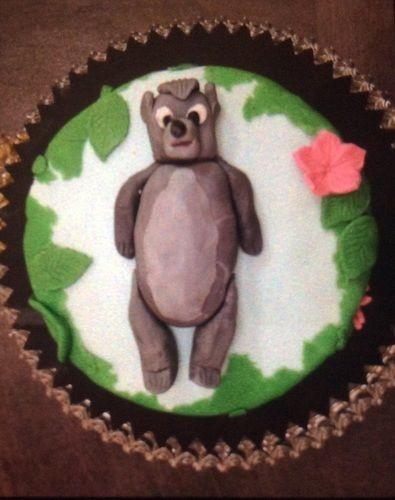 Makerist - ABO im Dschungelbuchfieber - Torten, Cake Pops und Cupcakes - 1