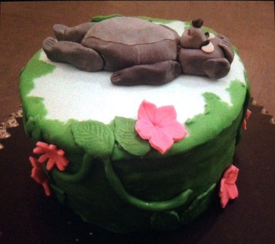 Makerist - ABO im Dschungelbuchfieber - Torten, Cake Pops und Cupcakes - 2