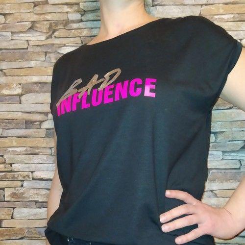 """Makerist - Plottdatei """"Bad Influence"""" von B.Style - Textilgestaltung - 1"""