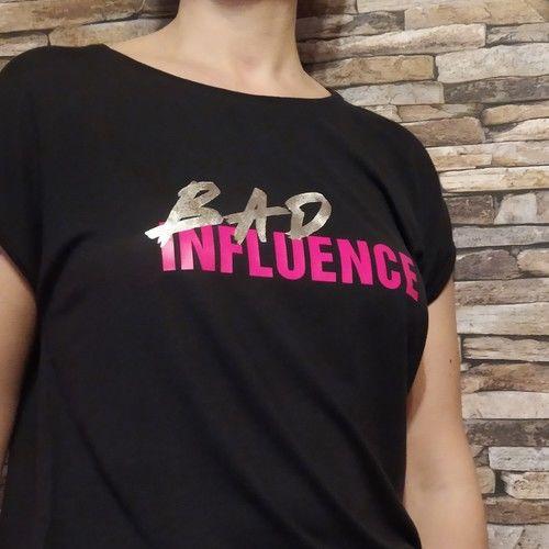 """Makerist - Plottdatei """"Bad Influence"""" von B.Style - Textilgestaltung - 2"""