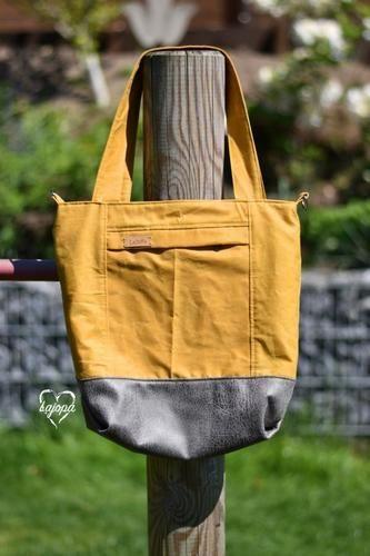 Makerist - Tolles Freebook Lumali Bag - Nähprojekte - 1
