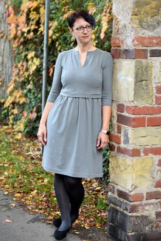 Ein toller Kleiderschnitt Elisabeth