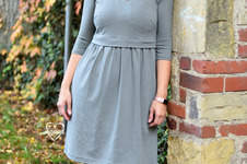 Makerist - Ein toller Kleiderschnitt Elisabeth - 1